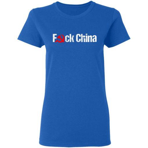 Fuck China T-Shirts, Hoodies, Long Sleeve