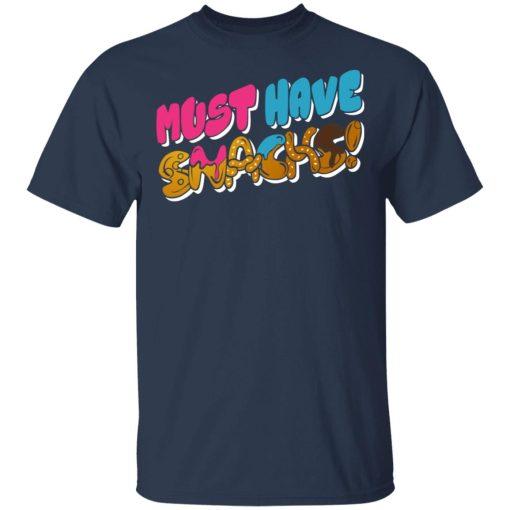 JSTU Must Have Snacks 2.0 T-Shirts, Hoodies, Long Sleeve