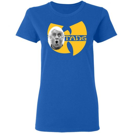 Ric Flair – Wu-Tang T-Shirts, Hoodies, Long Sleeve