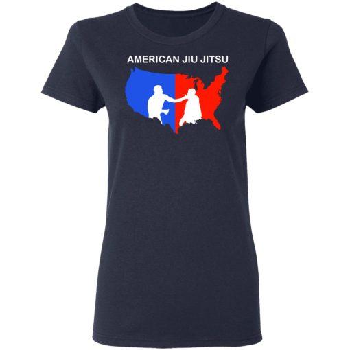 American Jiu Jitsu T-Shirts, Hoodies, Long Sleeve