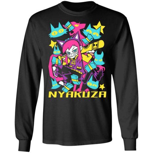 A Hat in Time Nyakuza Metro Long T-Shirts, Hoodies, Long Sleeve