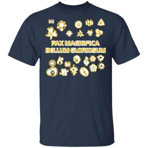Duotone Faction Symbols Pax Magnifica Bellum Gloriosum Twilight Imperium T-Shirts, Hoodies, Long Sleeve