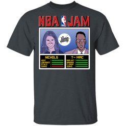 NBA Jam The Jump Nichols TMac T-Shirts, Hoodies, Long Sleeve