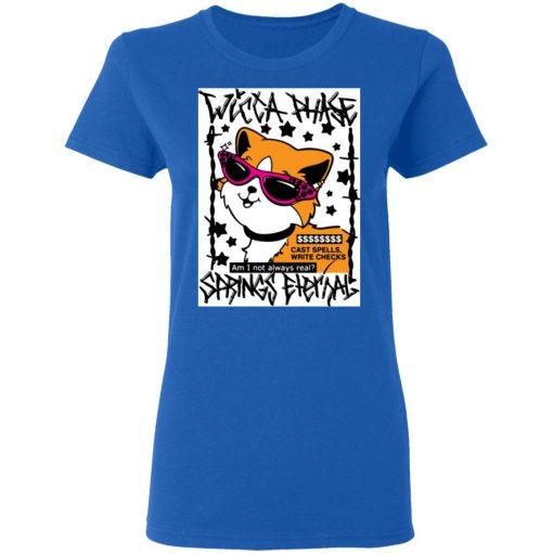 Wicca Phase Springs Eternal Cast Spells T-Shirts, Hoodies, Long Sleeve