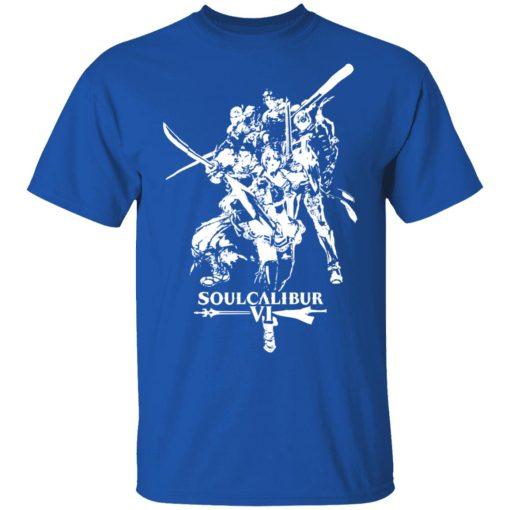 Soul Calibur VI T-Shirts, Hoodies, Long Sleeve