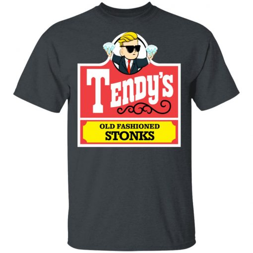 Tendy's Old Fashioned Stonks T-Shirts, Hoodies, Long Sleeve