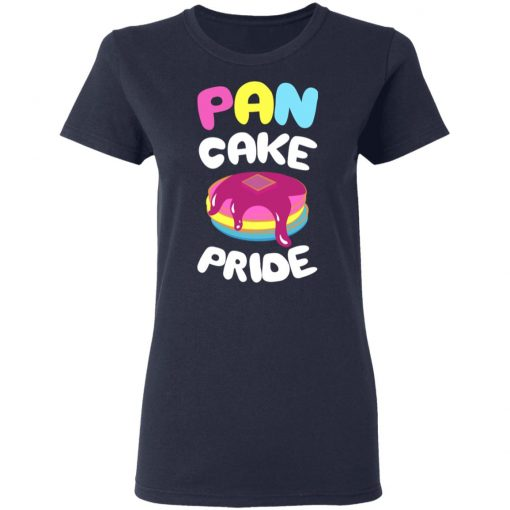 Pan Cake Pride Pansexual Pride Month LGBTQ T-Shirts, Hoodies, Long Sleeve