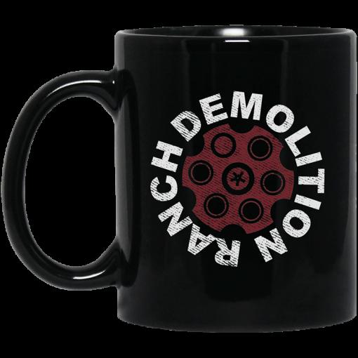 Demolition Ranch Red Hot Demo Mug