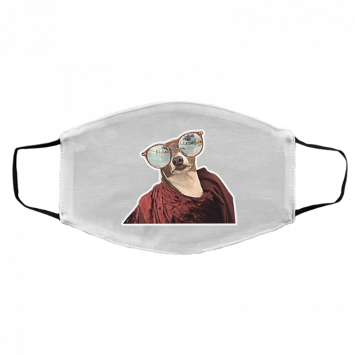 Jenna Marbles Kermit Leisuring Sunglasses Face Mask