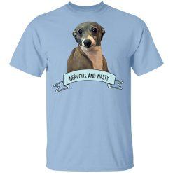 Jenna Marbles Kermit - Nervous and Nasty T-Shirt