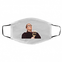 Jenna Marbles Leisure Suit Face Mask