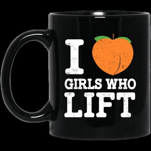 Robert Oberst Girls Who Lift Mug