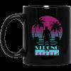 Robert Oberst Strong And Pretty Retro Mug
