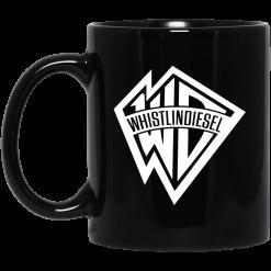 Whistlin Diesel Logo Mug