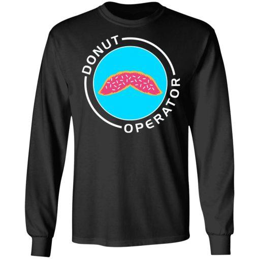 Donut Operator Sprinkles Mustache T-Shirts, Hoodies, Long Sleeve