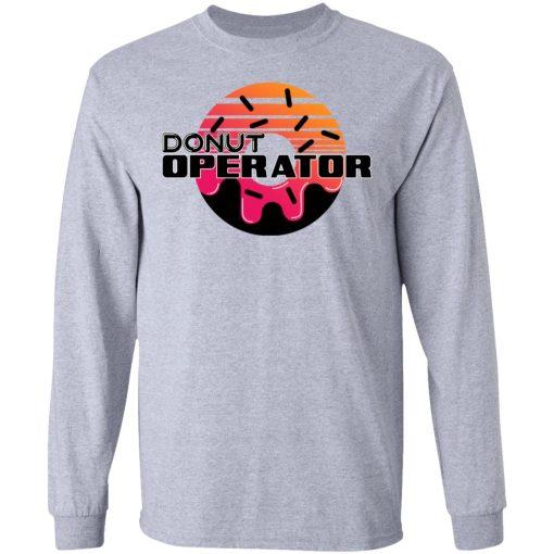 Donut Operator Logo T-Shirts, Hoodies, Long Sleeve