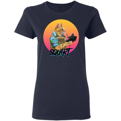 Donut Operator Squirt T-Shirts, Hoodies, Long Sleeve