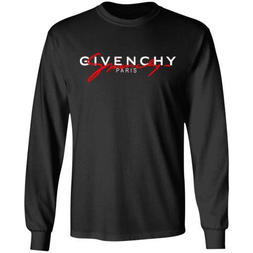 Givenchy Givenchy Paris T-Shirts, Hoodies, Long Sleeve
