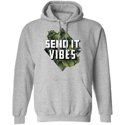 Nick Irving Reaper 33 Send It Vibes T-Shirts, Hoodies, Long Sleeve