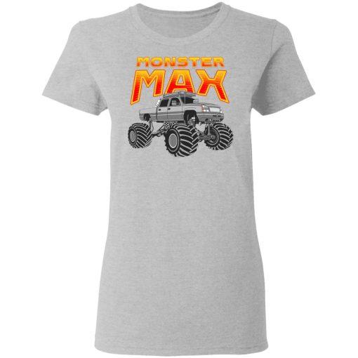 Whistlin Diesel Monster Max T-Shirts, Hoodies, Long Sleeve