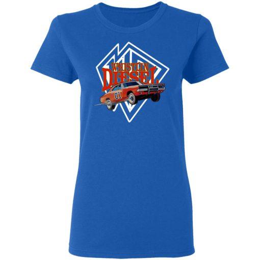 Whistlin Diesel Hazard T-Shirts, Hoodies, Long Sleeve