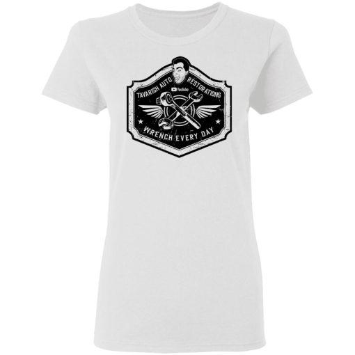 Tavarish Wrench Every Day T-Shirts, Hoodies, Long Sleeve