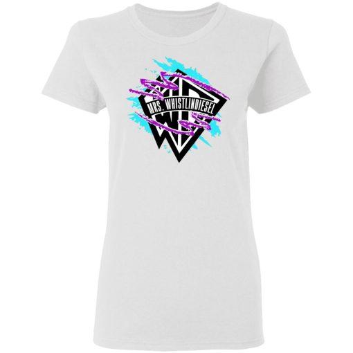 Whistlin Diesel Mrs. WD Logo T-Shirts, Hoodies, Long Sleeve