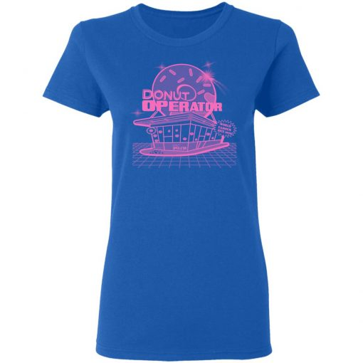 Donut Operator Retro Shoppe T-Shirts, Hoodies, Long Sleeve