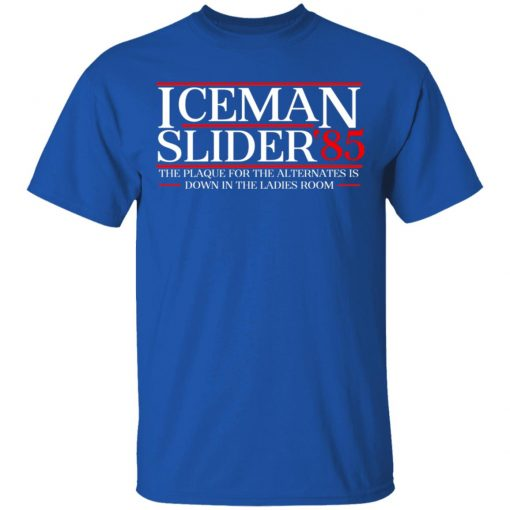 Danger Zone Iceman Slider 85? The Plaque For The Alternates Is Down In The Ladies Room T-Shirts, Hoodies, Long Sleeve
