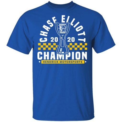 Chase Elliott 2020 Champion Hendrick Motorsports T-Shirts, Hoodies, Long Sleeve