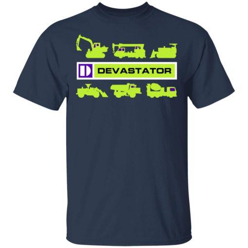 Devastator Transformers T-Shirts, Hoodies, Long Sleeve
