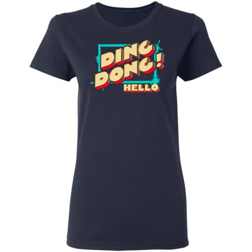 Ding Dong Hello Bayley T-Shirts, Hoodies, Long Sleeve