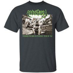 Sepultura Third World Posse Tour 92 T-Shirts, Hoodies, Long Sleeve