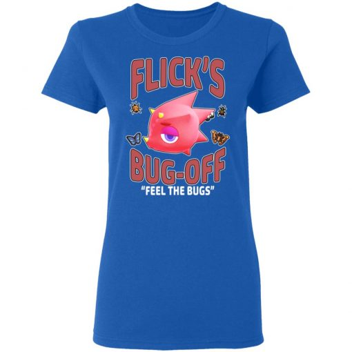 Animal Crossing Flick's Bug-Off Feel The Bugs T-Shirts, Hoodies, Long Sleeve