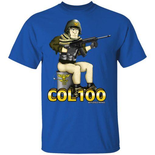Col 100 Battlefield Friends T-Shirts, Hoodies, Long Sleeve