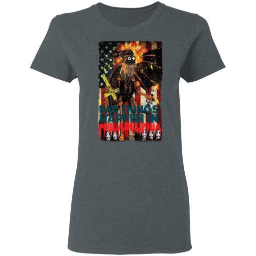 Gritty Bad Things Happen In Philadelphia T-Shirts, Hoodies, Long Sleeve