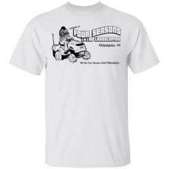 Welcome To Four Seasons Total Landscaping Philadelphia PA T-Shirts, Hoodies, Long Sleeve