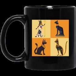 Bast Cat Goddess Pussy Mug