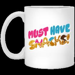 JSTU Must Have Snack-Fan Art Inspired Mug