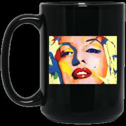 Marilyn Monroe Pop Art Print Mug