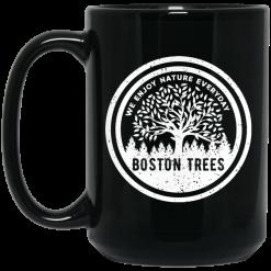 BostonTrees We Enjoy Nature Everyday Mug