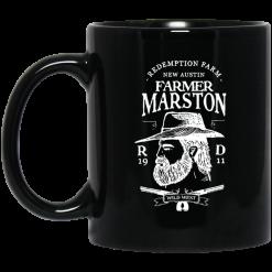 Farmer Marston Redemption Farm New Austin 1911 Mug