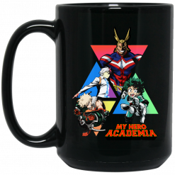 My Hero Academia Mug