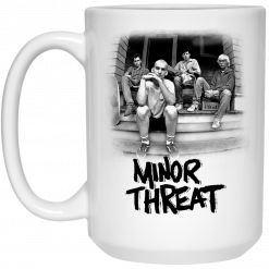 Minor Threat 80s Salad Days Mug