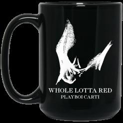 Whole Lotta Red Playboi Carti Merch Mug