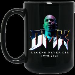 DMX Legend Never Die 1970 2021 Mug