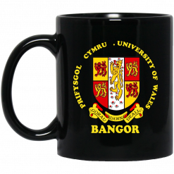 Bangor Prifysgol Cymru University Of Wales Mug