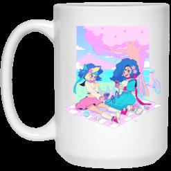 Game Gyaru – Sakura Picnic Mug
