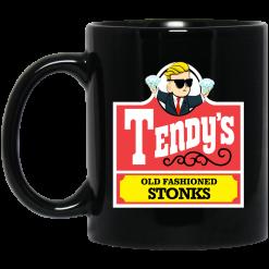 Tendy's Old Fashioned Stonks Mug