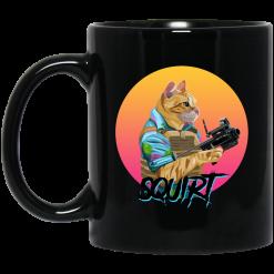 Donut Operator Squirt Mug